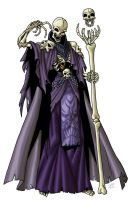 Lich by ProdigyDuck