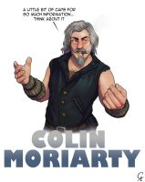 Colin Moriarty - Fallout 3 by CameronAugust