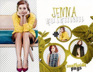 Png Pack 3942 - Jenna Coleman by southsidepngs