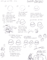 Turtle Head Tutorial by Fuwa2-Kyara