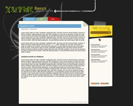 xhtml design by dodlhuat