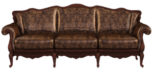UNRESTRICTED - Antique Sofa Render by frozenstocks
