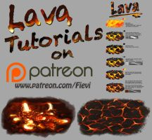 Lava Tutorials by Fievy