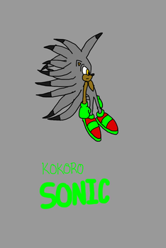 Kokoro Sonic by Ant-D