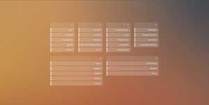 airfrance - a modern css3 homepage by panamerican