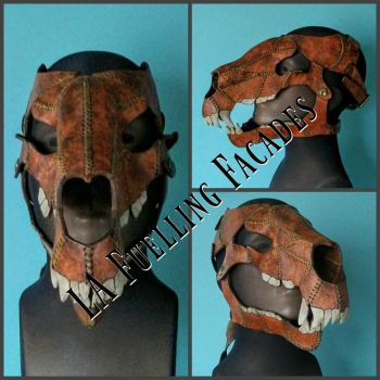The 1200th Mask Done by LAFuellingFacades