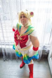 I am Sailor Moon by trinityrenee