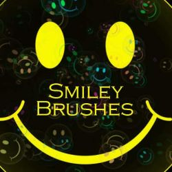 Smiley Brushes? by Lhege