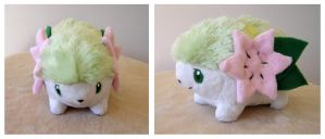 Ghetto Shaymin Thing by SarityCreations