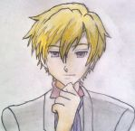 Tamaki Welcomes You. by AnimeLoverOCD