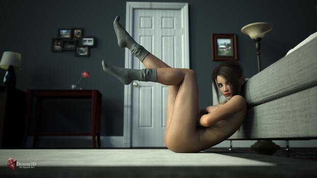 Home Alone 01 by Dexon3D