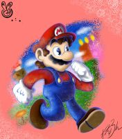Mario Animations Project: Mario by Jazzy-Book
