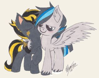 RQ - Duskwing5 by Rhythm-is-best-pony