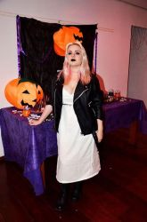 Tiffany Ray, the bride of Chucky by littlezoombie
