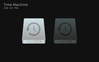 Time Machine for macOS by octaviotti