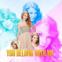 You Belong With Me by Galaxy-Love