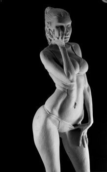 mujer 21 by rieraescultura-art