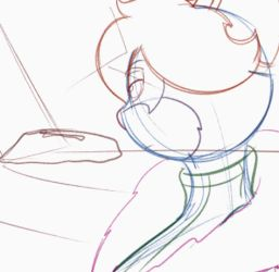 Abby Animation WIP by HM-Studios
