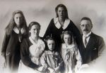The Blondal's family by Darkedraveness