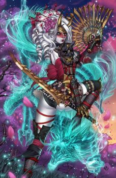 Lady Death - Merciless Onslaught by JwichmanN