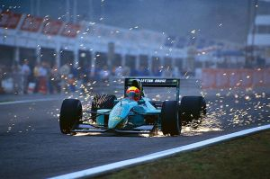Mauricio Gugelmin (Portugal 1991) by F1-history