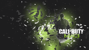 Call of Duty MW3 Shattered v3 by echosoflife