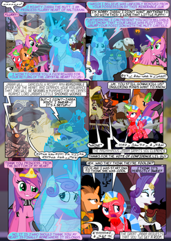 The Pone Wars 5.27: Saved By the Belle by ChrisTheS