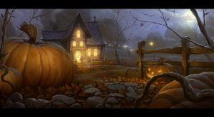 Halloween 2012 by UnidColor