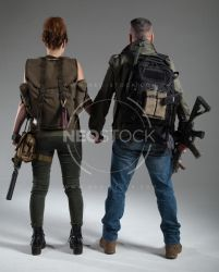 Post Apocalyptic Group 40 - Stock Photography by NeoStockz