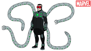 Marvel - Doctor Octopus 2017 #3 by HewyToonmore