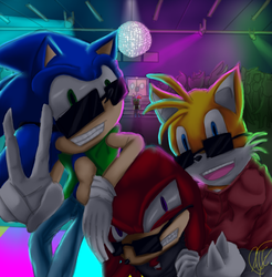Sonic Can't Hold Us Remake by Shaythehedgehog451