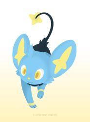 Shinx by JKMeiLinh