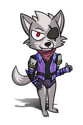 wolf o'donger by str00p