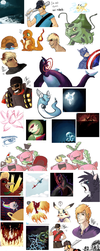 iScribble Dump by AnimeVSReality