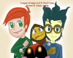 LOSE:League Of Super Kids by emily-fopdp