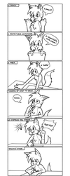 Coyote : Born to be cartoonist by megawolf77