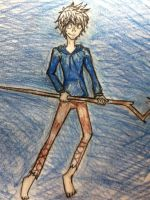 RotG: Jack Frost by awesomemonkeydrawer4