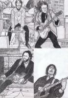 The Beatles Rooftop Concert by gagambo