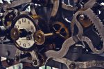 The Cogs Of The Watch by Benja-RL