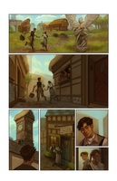 Clockwork Angels Issue 1 Page 4 by NickRoblesArt