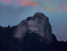 Sentinel before the Dawn by Yosemite-Stories