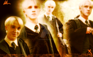 Draco Malfoy Halloween by FadingImage