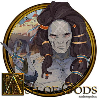 Ash of Gods Dock Icon by OutlawNinja