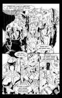 Conquest Issue 2 Page 4 by JamesLeeStone