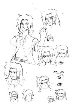 Test sketches by True-Lynk