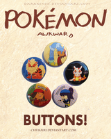 Pokemon Awkward Buttons by Morigalaxy
