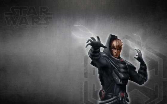 Sith Inquisitor Zabrak Wallpaper by zevin