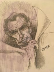 10/28 - Vincent Price by ScottRoller