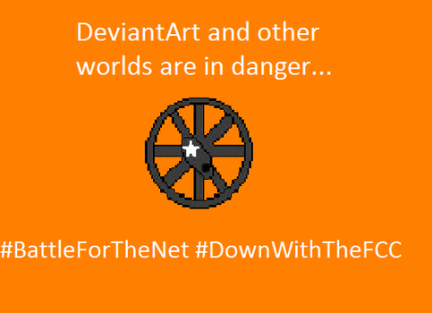 #DownWithTheFCC by The-Hylian-Metalhead