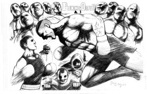 Mike Tyson's Punch-Out by DougSQ